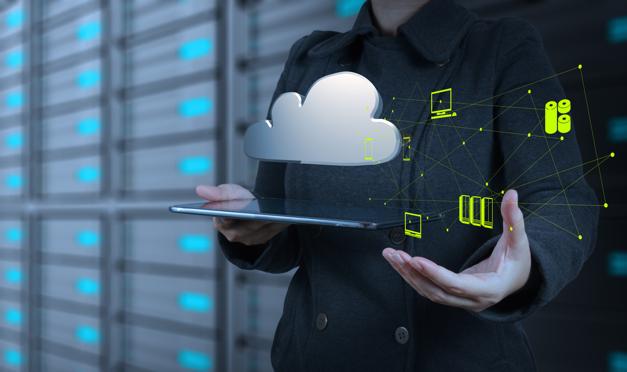 cloud computing - it services - cloud services
